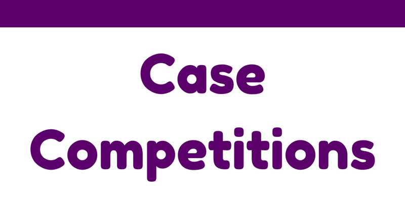 Case Competitions
