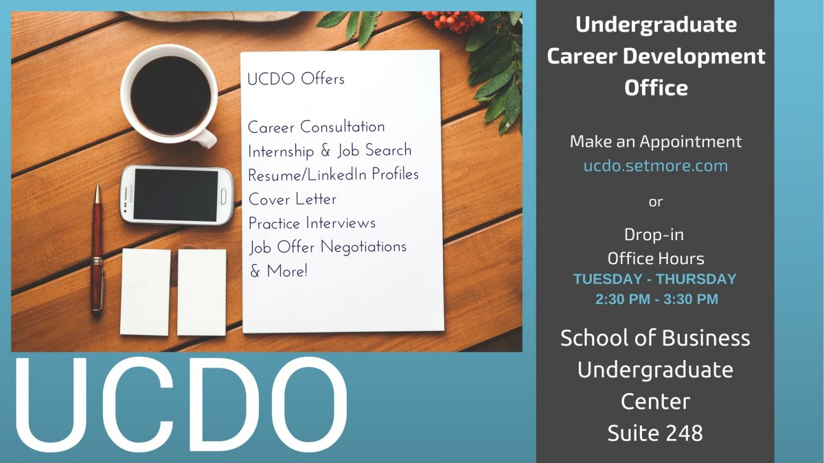 UCDO Office Hours