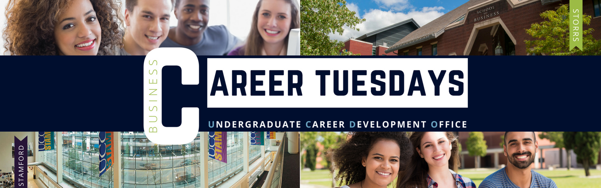 UConn School of Business Career Tuesdays