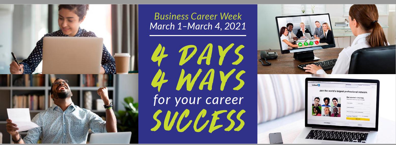 Business Career Week